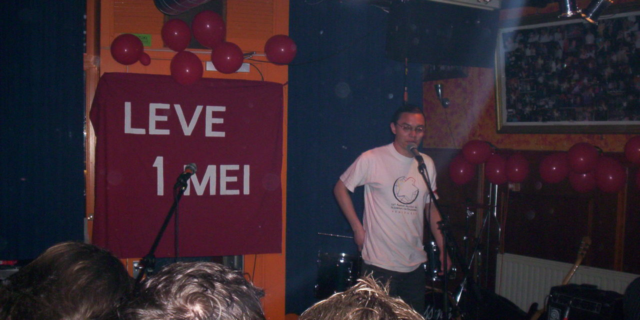 1 mei-viering Bergen op Zoom groot succes!