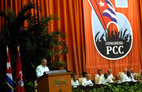 Het Zesde Congres van de PCC op Cuba is van iedereen