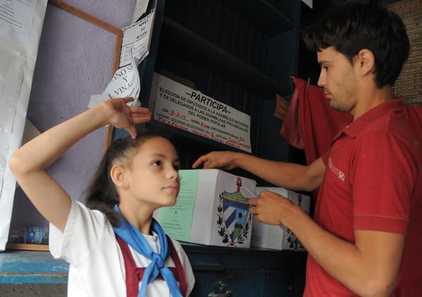 Verkiezingen op Cuba