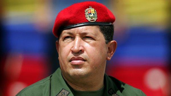 Commandante Hugo Chávez – Presente!