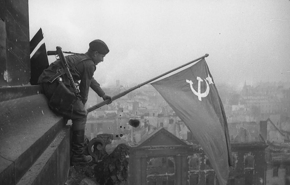 70 jaar na de overwinning op het fascisme