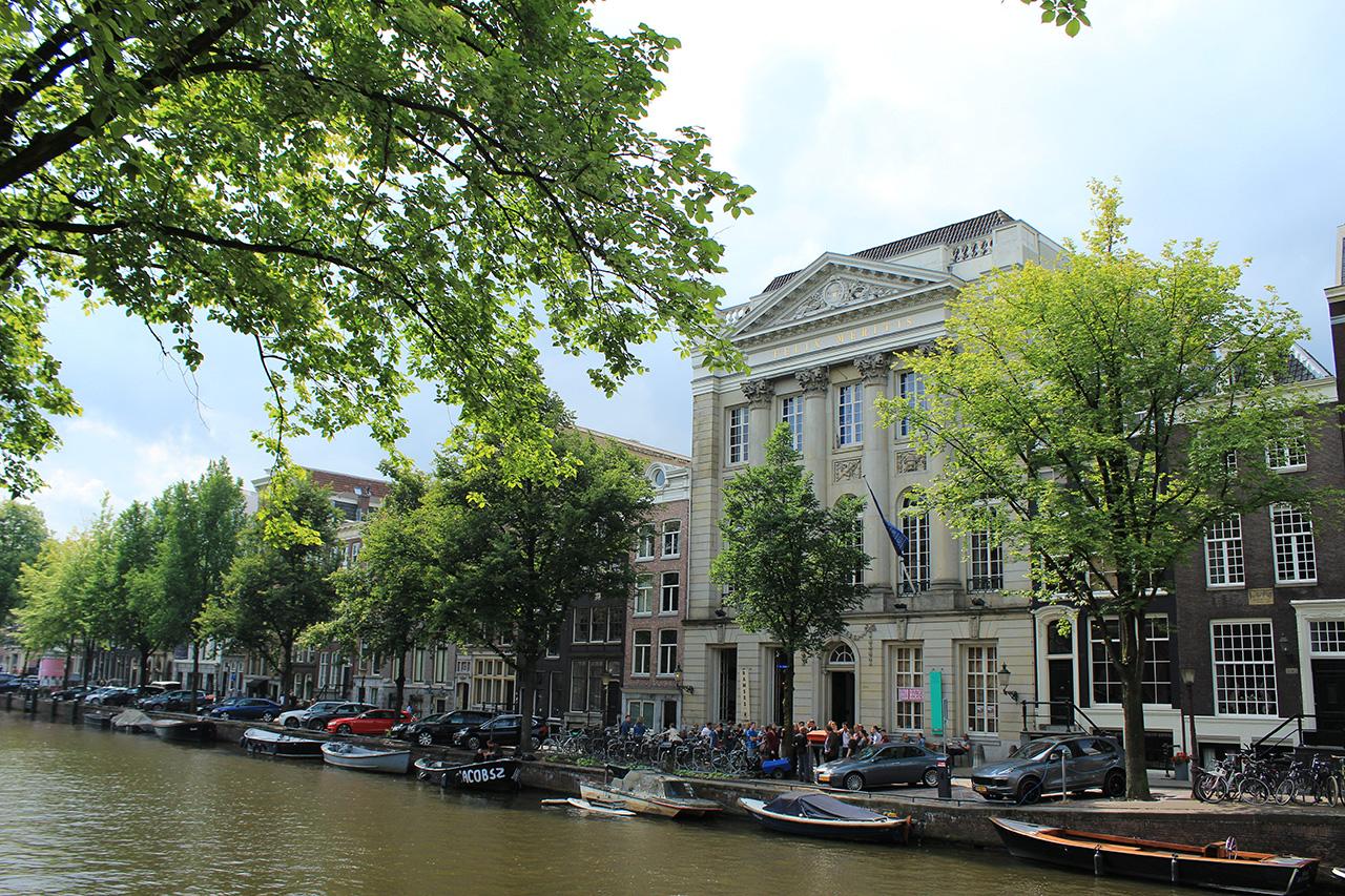Rode Tour Amsterdam - Felix Meritis