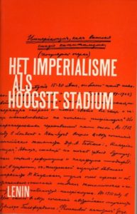 """Het imperialisme als hoogste stadium van het kapitalisme"" van V.I. Lenin"