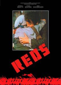 """Filmposter van """"Reds"""""""