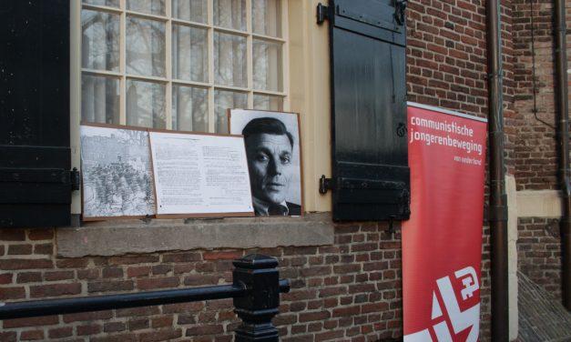 Verslag herdenking en viering: Het verzet kwam van de arbeidersklasse!
