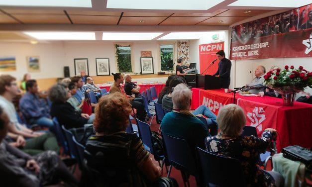 Geslaagde bijeenkomst 200 jaar Marx – 15 jaar CJB