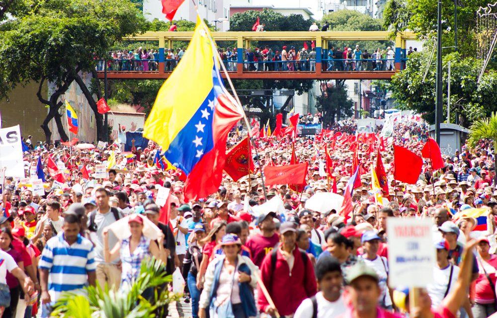 Verklaring over de couppoging in Venezuela