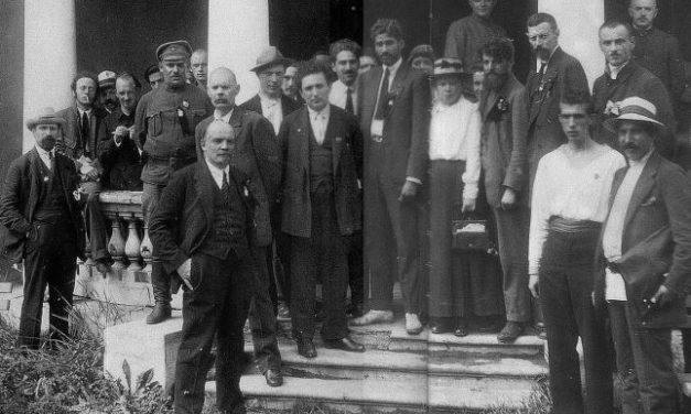 100 jaar sinds de oprichting van de Communistische Internationale