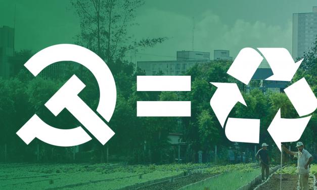 Stop de afbraak van het klimaat: red de aarde van het kapitalisme!