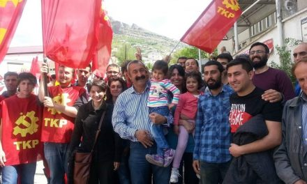 Message to Turkish communists for victory in local elections