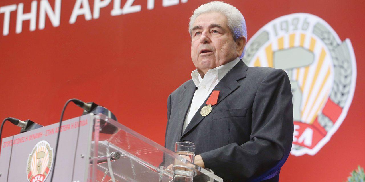 Communist en voormalig president van Cyprus Dimitris Christofias overleden