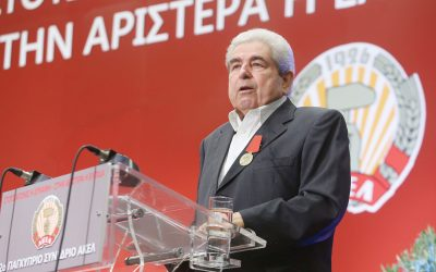 Communist and former president of Cyprus Dimitris Christofias passed away