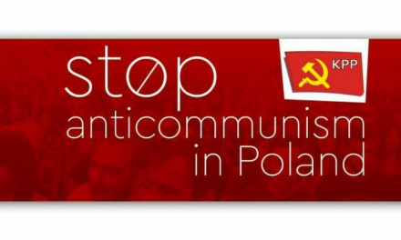 Declaration of solidarity by the NCPN and the CJB with the Communist Party of Poland