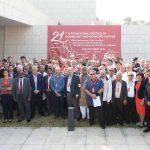 Honderd jaar na de oprichting van de Communistische Internationale gaat de strijd voor vrede en socialisme door!