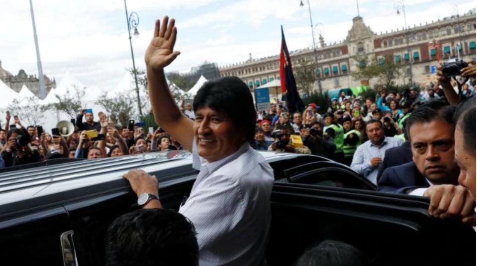 Verklaring NCPN en CJB over de staatsgreep in Bolivia