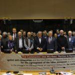 Europese Communistische Bijeenkomst 2019 in Brussel