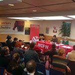Succesvolle politieke bijeenkomst: 'Imperialisme of Socialisme? 70 jaar NAVO – 100 jaar Komintern'
