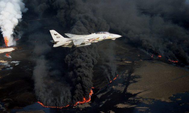 De vergeten milieurampen van imperialistische oorlogen