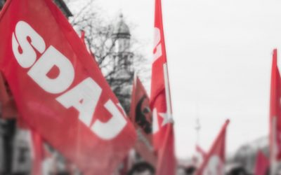 CJB message to 14th Congress of the Socialist German Workers Youth (SDAJ)