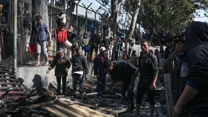 Het lot van vluchtelingen en EU-beleid