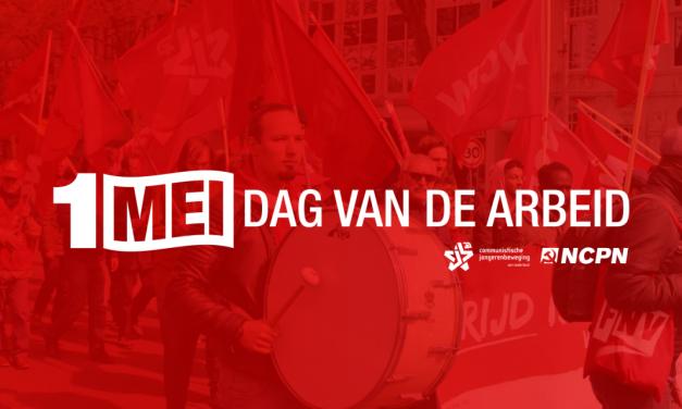 1 MEI. DAG VAN DE ARBEID: Zorg voor mensen, niet voor winst!