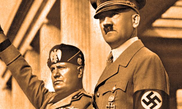 De opkomst van het Fascisme in Klassenperspectief