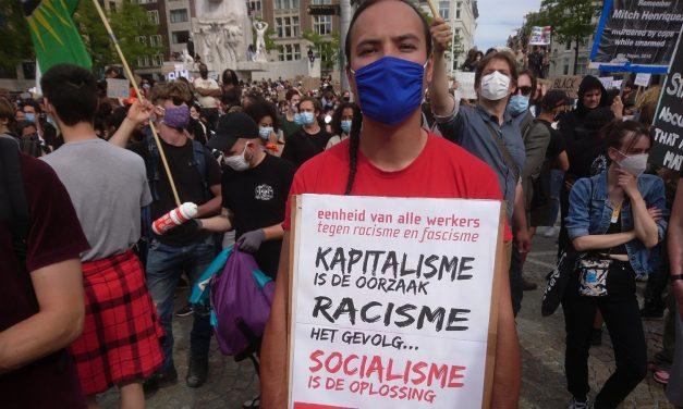 Racistisch politiegeweld en de strijd ertegen in de VS en Nederland