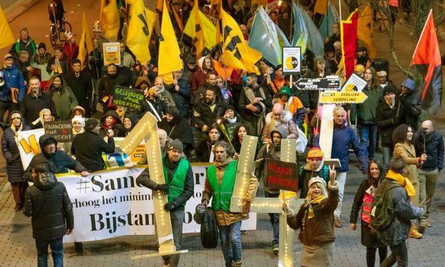 Campagne voor 14 euro minimumloon