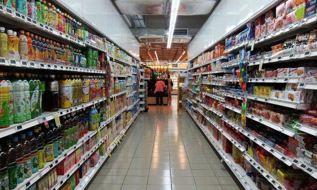Respect en loonsverhoging voor supermarktwerkers!