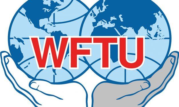 75 jaar Wereldvakverbond