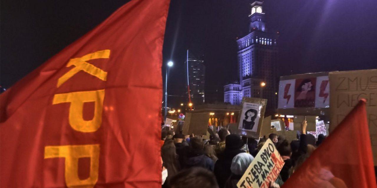 Protesten in Polen tegen reactionaire abortuswetgeving