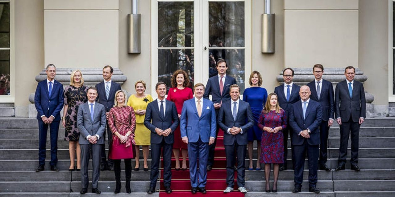 Declaration NCPN and CJB about the allowances scandal and the fall of the third Rutte cabinet
