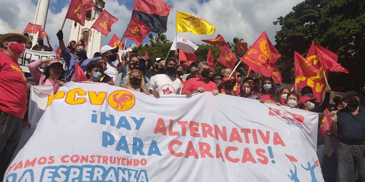 Message of solidarity and congratulation to PCV and JCV