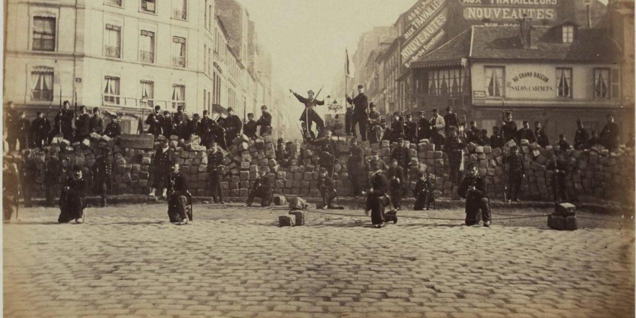 150 years since the Paris Commune