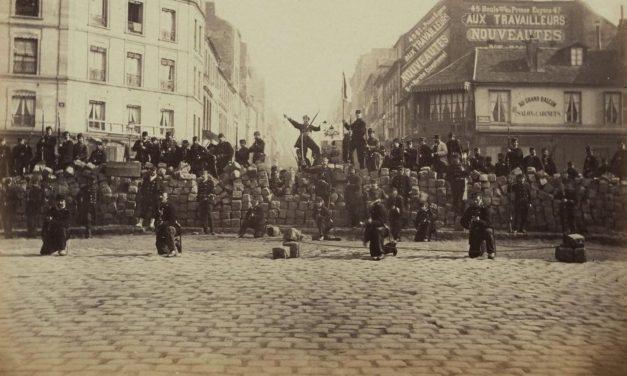150 jaar sinds de Commune van Parijs