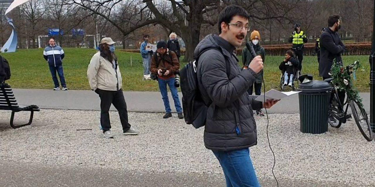 Toespraak antiracismedemonstratie 21 maart