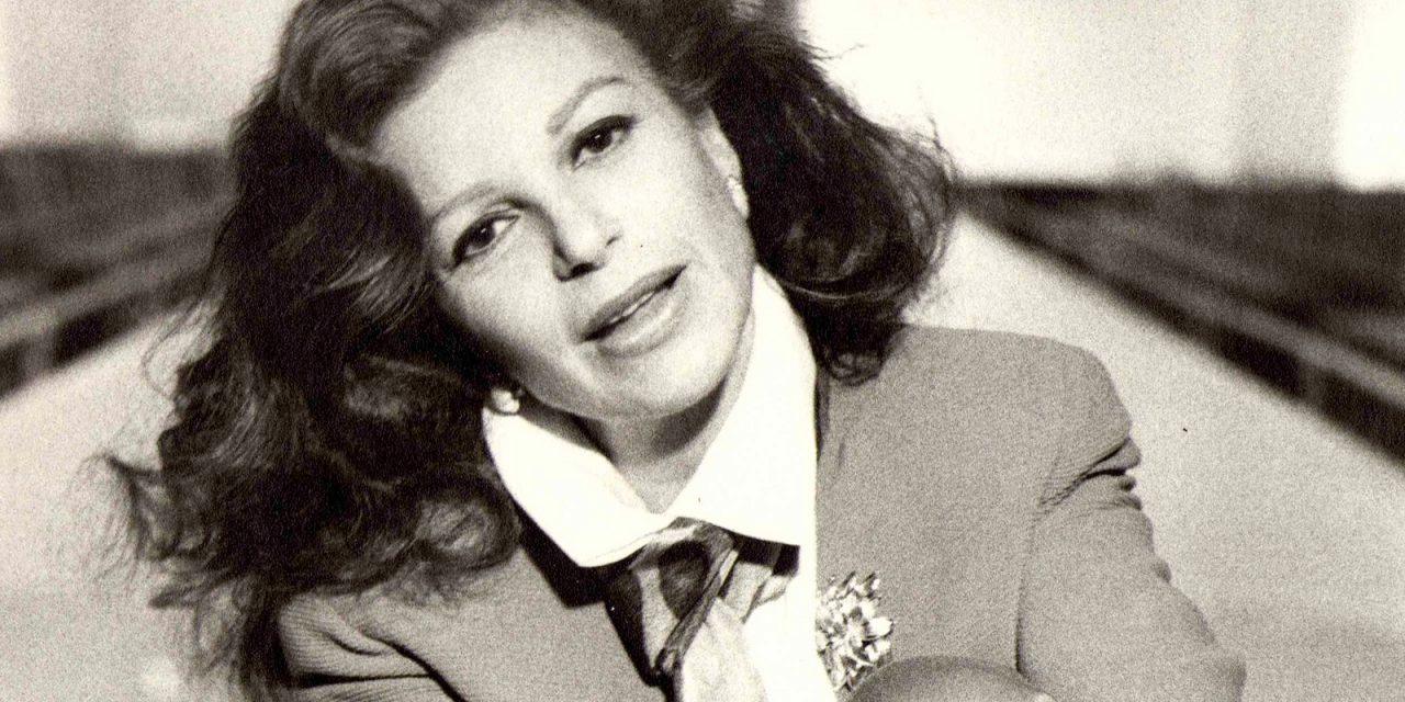Italiaanse 'rode zangeres' Milva overleden