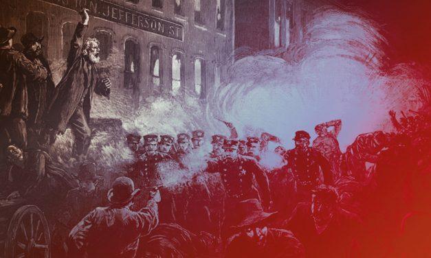 1 mei: internationale dag van de arbeid 1886