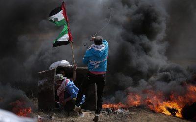 Stop the Israeli aggression! Free Palestine!