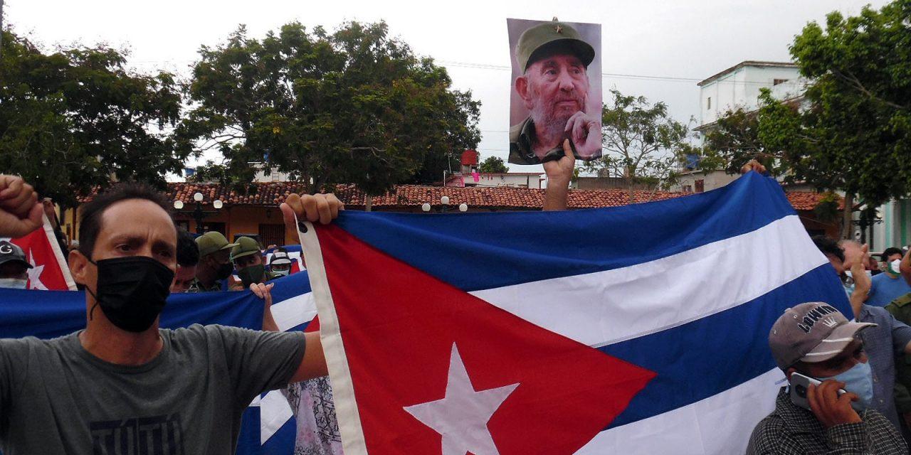 Cuba zal zegevieren!