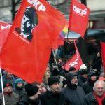 Solidariteit met de Duitse Communistische Partij (DKP)!