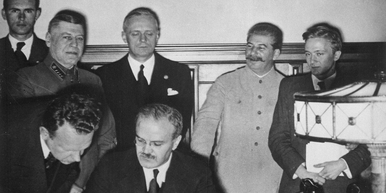 Het Molotov-Ribbentrop verdrag – feiten en fabels