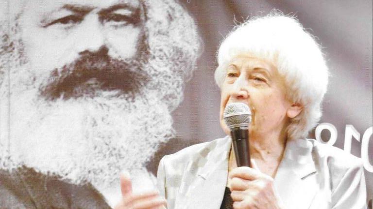 Oekraïense communiste Tamila Yabrova overleden